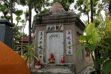 Hai lần di dời ngôi mộ cổ Thượng thư Ngô Nhân Tịnh - 15