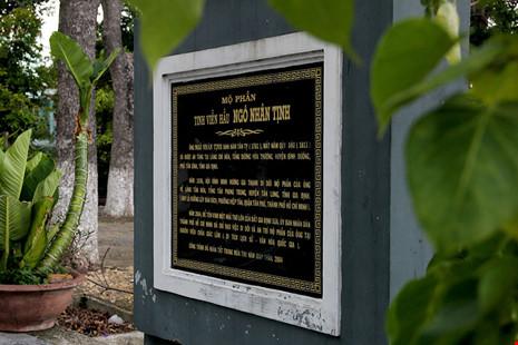 Hai lần di dời ngôi mộ cổ Thượng thư Ngô Nhân Tịnh - 3