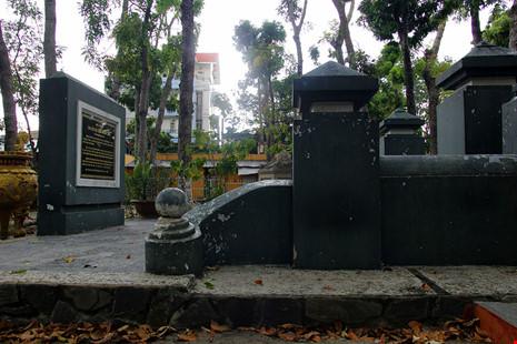 Hai lần di dời ngôi mộ cổ Thượng thư Ngô Nhân Tịnh - 4