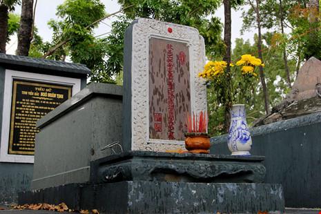 Hai lần di dời ngôi mộ cổ Thượng thư Ngô Nhân Tịnh - 6