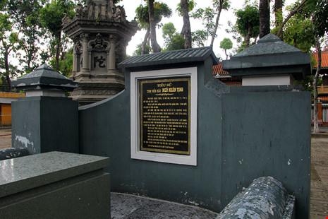 Hai lần di dời ngôi mộ cổ Thượng thư Ngô Nhân Tịnh - 8