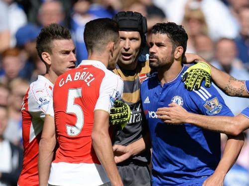 Arsenal – Chelsea: Kinh nghiệm và bản lĩnh - 1