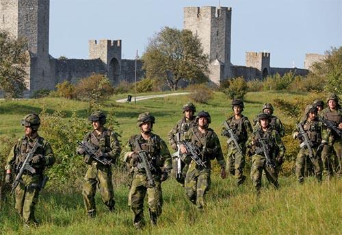 2.500 lính Nga có thể chiếm đảo Thụy Điển chưa đầy 24 giờ - 1
