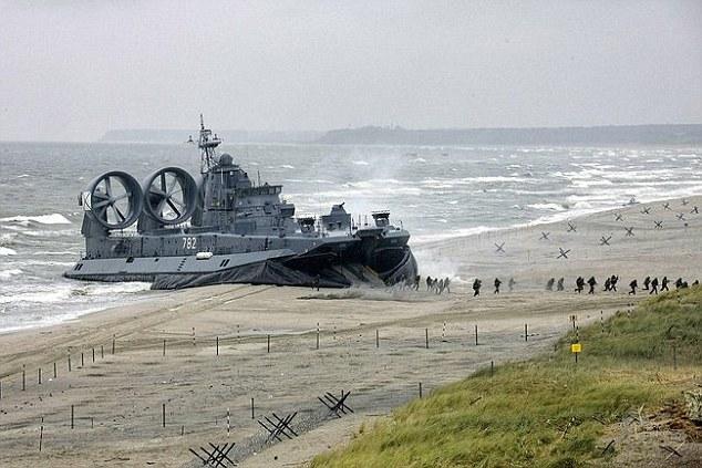 2.500 lính Nga có thể chiếm đảo Thụy Điển chưa đầy 24 giờ - 2