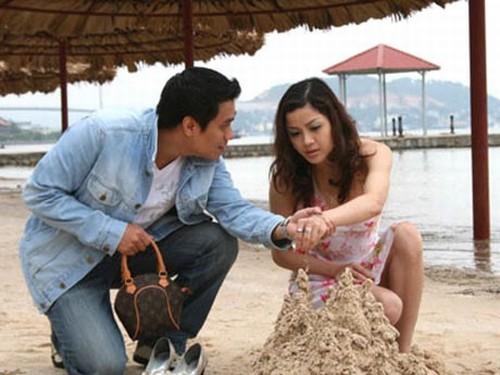 Phận đời éo le của 3 nàng hoa hậu trong phim Việt - 1