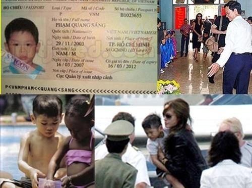 Cuộc sống nhung lụa của con nuôi gốc Việt nhà Jolie-Pitt - 1