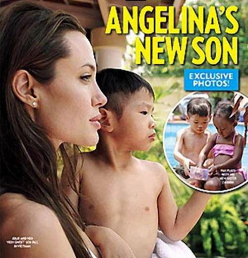 Cuộc sống nhung lụa của con nuôi gốc Việt nhà Jolie-Pitt - 2