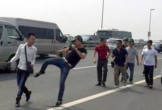 Giám đốc CA Hà Nội lên tiếng vụ hành hung phóng viên - 2