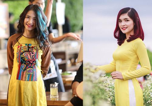 Chị gái trẻ trung hơn Hòa Minzy dù chênh nhau 3 tuổi - 4