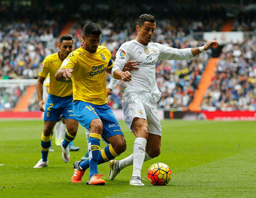 Las Palmas- Real Madrid: Zidane mưu thắng thần tốc - 2