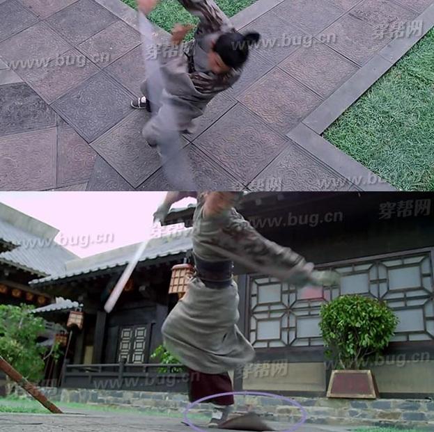 """Phì cười """"rổ sạn"""" trong phim tiền tỷ của Lâm Tâm Như - 3"""