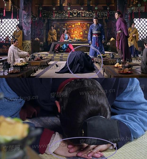 """Phì cười """"rổ sạn"""" trong phim tiền tỷ của Lâm Tâm Như - 4"""