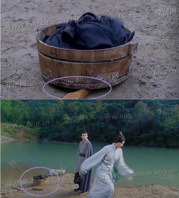 """Phì cười """"rổ sạn"""" trong phim tiền tỷ của Lâm Tâm Như - 13"""