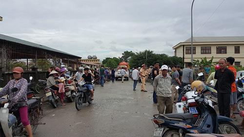 Hiện trường vụ thảm án 4 bà cháu bị giết ở Quảng Ninh - 3