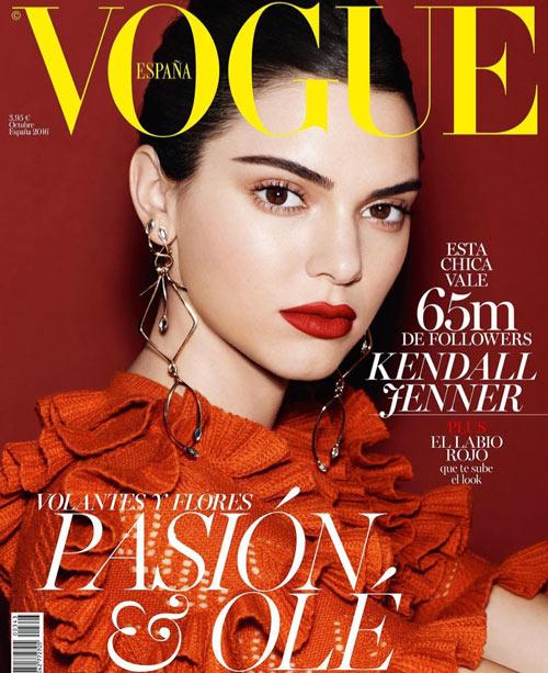 Kendall hóa vũ công ba lê kiêu kỳ trên Vogue - 1