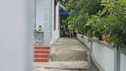 Clip hiện trường thảm án 4 bà cháu ở Quảng Ninh - 2