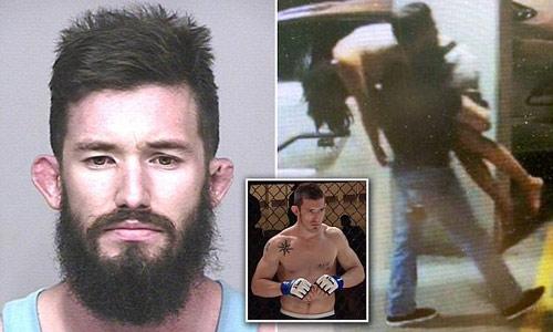 """Sốc: Cựu võ sĩ MMA bắt cóc """"làm nhục"""" cô gái say - 1"""