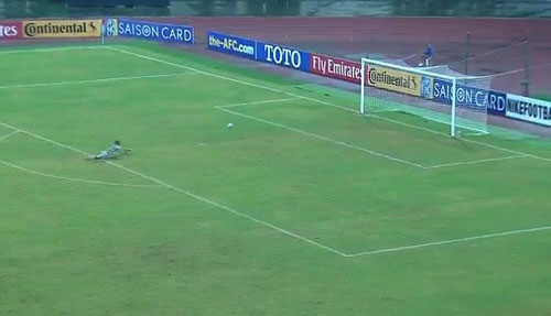 """U16 châu Á: Thủ môn Triều Tiên lọt lưới như """"bán độ"""" - 2"""