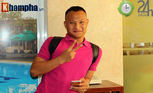 """Các """"soái ca"""" ĐT Việt Nam háo hức hội quân ở TP HCM - 10"""