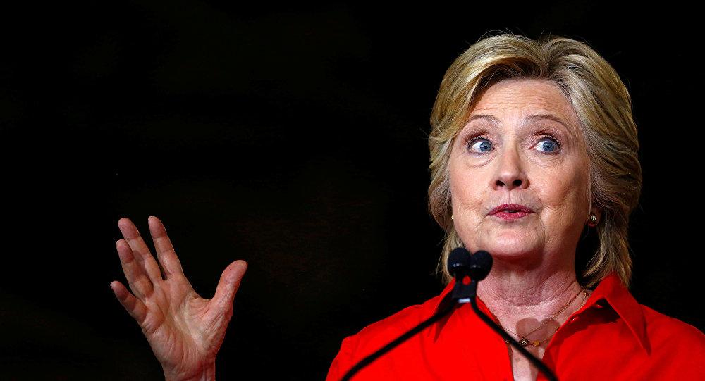 Bà Clinton từng quên tài liệu mật trong khách sạn ở Nga - 1