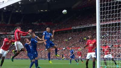 Chi tiết MU - Leicester City: Không có màn ngược dòng (KT) - 3
