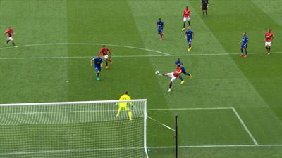 Chi tiết MU - Leicester City: Không có màn ngược dòng (KT) - 4