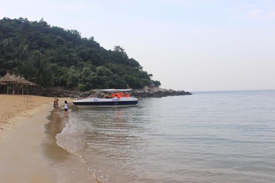 Du khách Hàn Quốc đột tử ở Cù Lao Chàm - 1