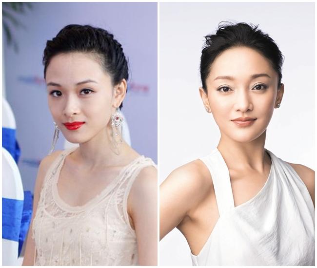 Ngỡ ngàng vì Hoa hậu Phương Nga giống hệt Châu Tấn - 1