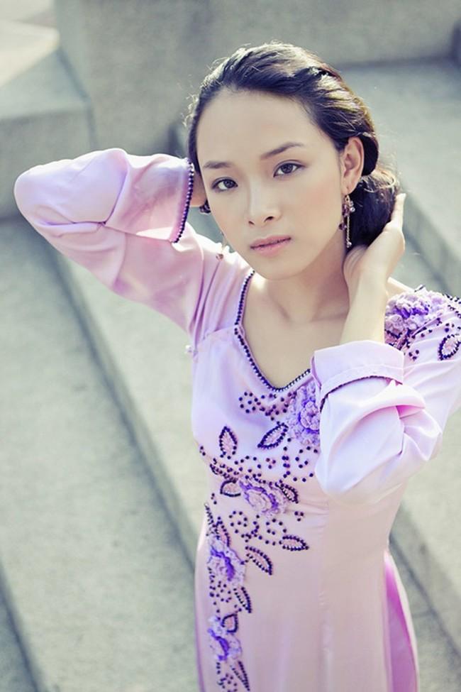 Ngỡ ngàng vì Hoa hậu Phương Nga giống hệt Châu Tấn - 5