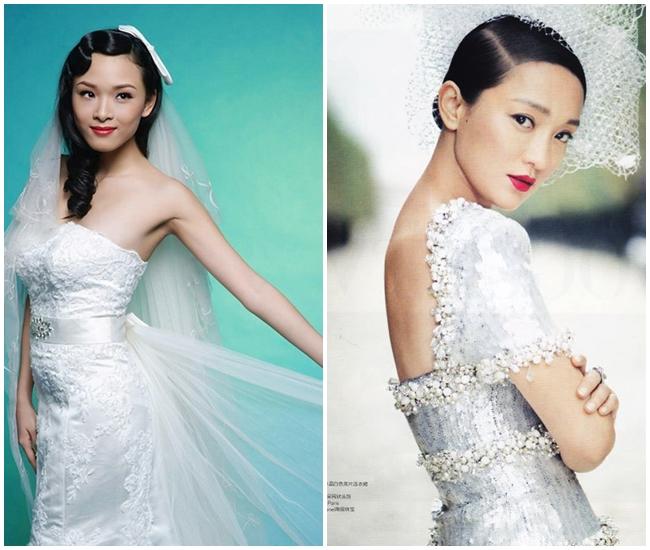 Ngỡ ngàng vì Hoa hậu Phương Nga giống hệt Châu Tấn - 7