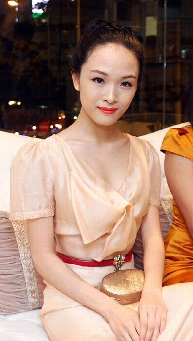 Ngỡ ngàng vì Hoa hậu Phương Nga giống hệt Châu Tấn - 11