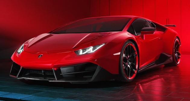 """""""Độ"""" Lamborghini Huracan LP580-2 đạt công suất """"khủng"""" - 1"""
