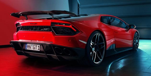 """""""Độ"""" Lamborghini Huracan LP580-2 đạt công suất """"khủng"""" - 2"""