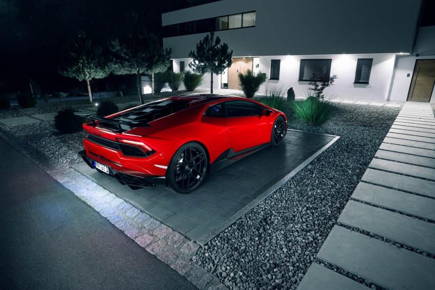 """""""Độ"""" Lamborghini Huracan LP580-2 đạt công suất """"khủng"""" - 4"""