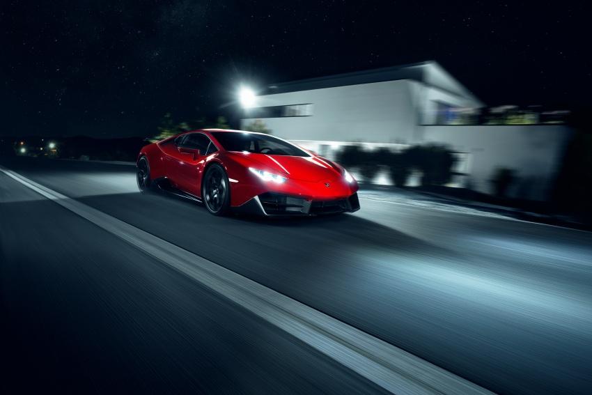 """""""Độ"""" Lamborghini Huracan LP580-2 đạt công suất """"khủng"""" - 6"""