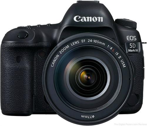 """Canon EOS 5D Mark IV: cấu hình mạnh, giá """"ngon"""" - 3"""