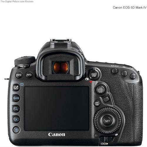 """Canon EOS 5D Mark IV: cấu hình mạnh, giá """"ngon"""" - 4"""