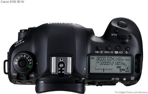 """Canon EOS 5D Mark IV: cấu hình mạnh, giá """"ngon"""" - 5"""