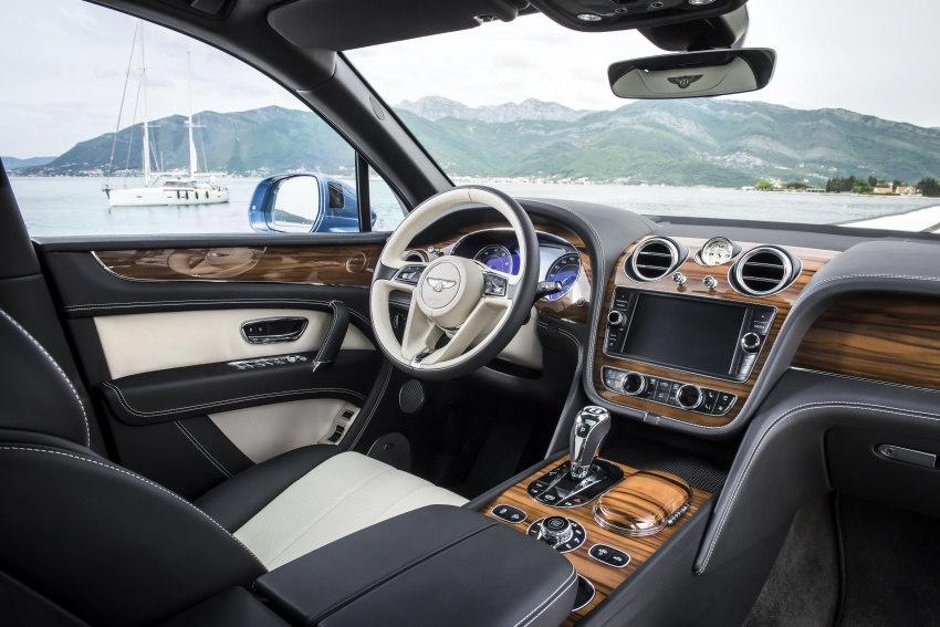 Bentley Bentayga Diesel -  SUV diesel nhanh nhất thế giới - 6