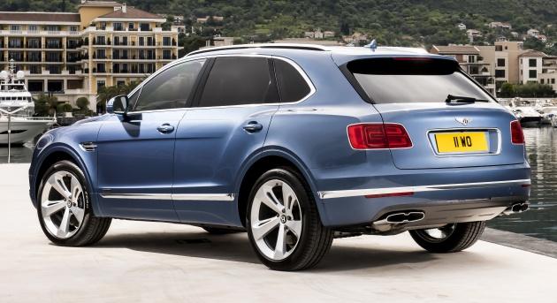 Bentley Bentayga Diesel -  SUV diesel nhanh nhất thế giới - 2