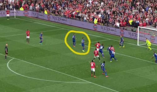 Góc chiến thuật MU: Không Rooney, Pogba rực sáng - 6
