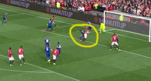 Góc chiến thuật MU: Không Rooney, Pogba rực sáng - 5