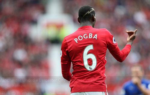 Góc chiến thuật MU: Không Rooney, Pogba rực sáng - 1