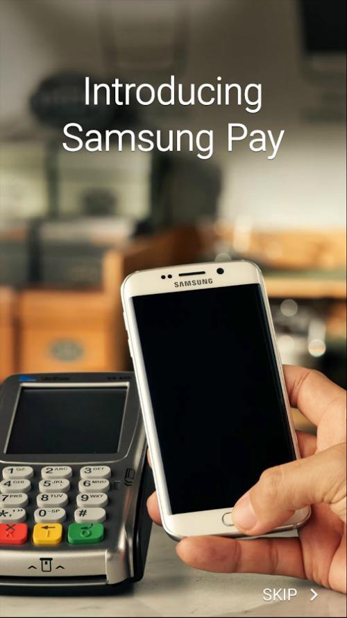 Samsung Pay đã cập nhật đồng bộ lưu trữ đám mây, hỗ trợ máy quét mống mắt - 2