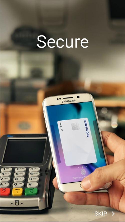 Samsung Pay đã cập nhật đồng bộ lưu trữ đám mây, hỗ trợ máy quét mống mắt - 4