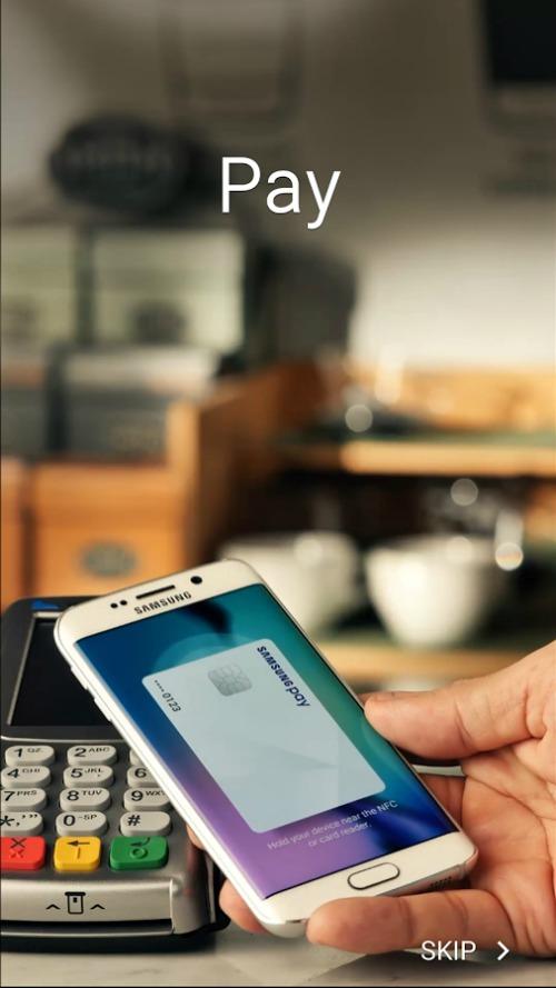 Samsung Pay đã cập nhật đồng bộ lưu trữ đám mây, hỗ trợ máy quét mống mắt - 5