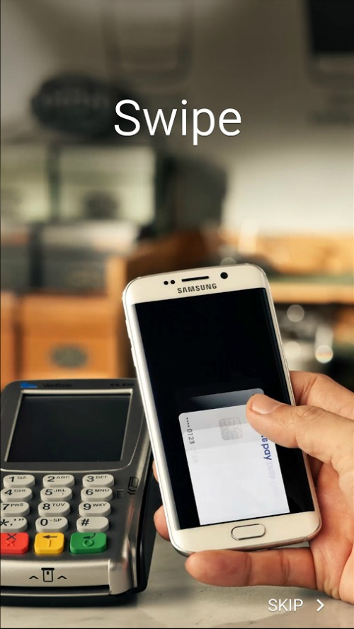 Samsung Pay đã cập nhật đồng bộ lưu trữ đám mây, hỗ trợ máy quét mống mắt - 3