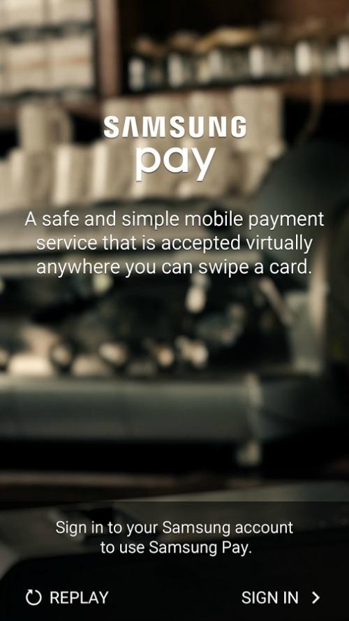 Samsung Pay đã cập nhật đồng bộ lưu trữ đám mây, hỗ trợ máy quét mống mắt - 6