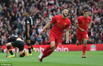 Chi tiết Liverpool - Hull City: Phá nát hàng thủ (KT) - 3