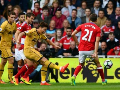 Middlesbrough - Tottenham: Ngôi sao châu Á - 1